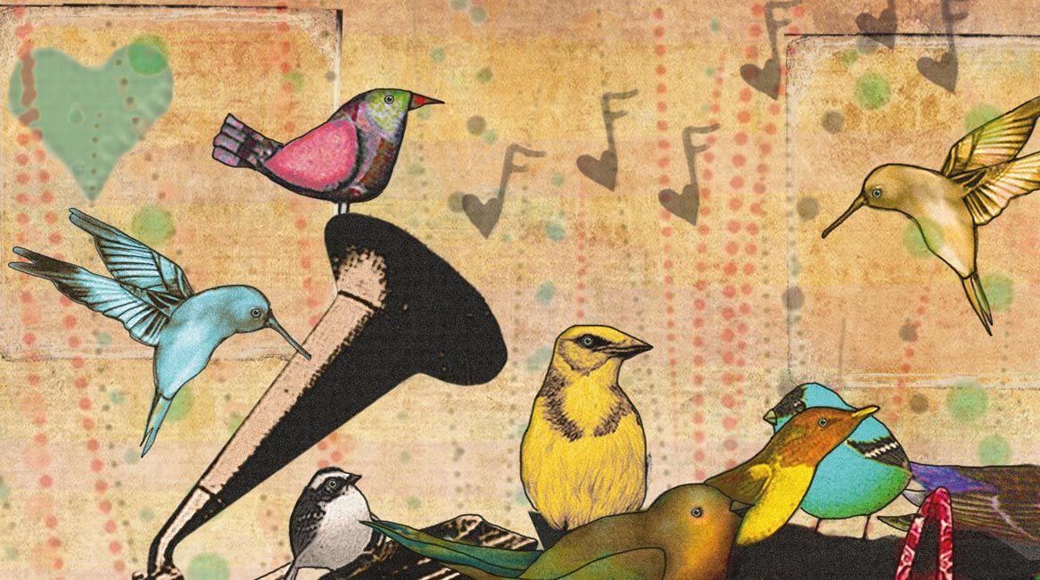 Ilustración de Raquel Diaz Reguera para Yo voy conmigo