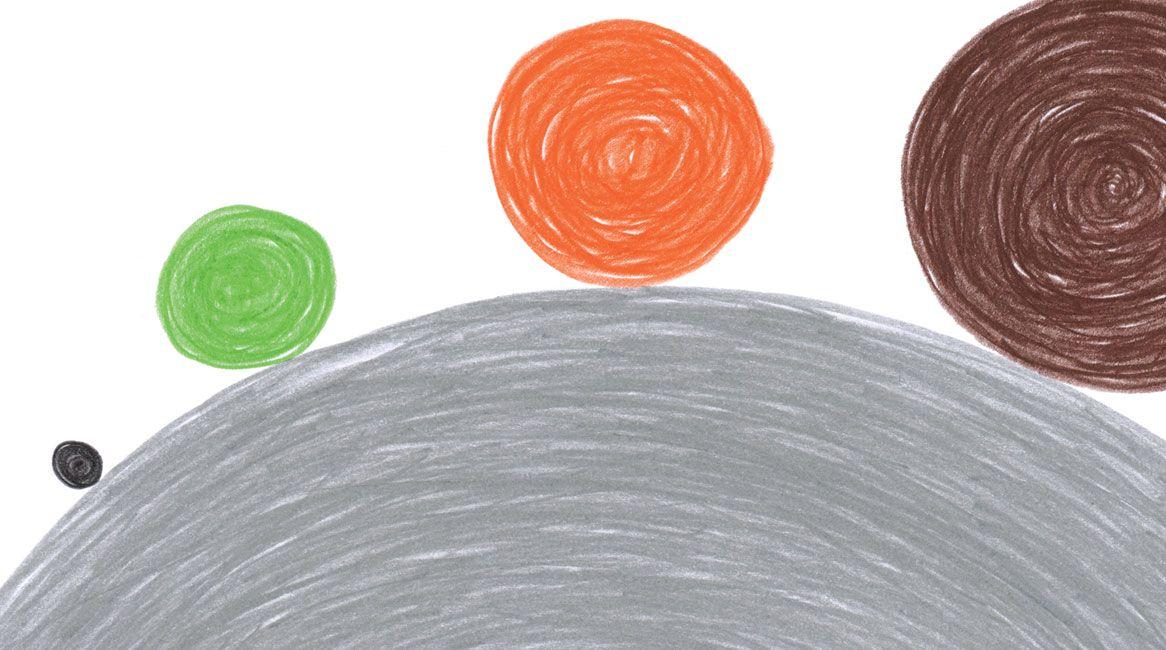 Imagen del libro infantil ¡Ojo, Oso!