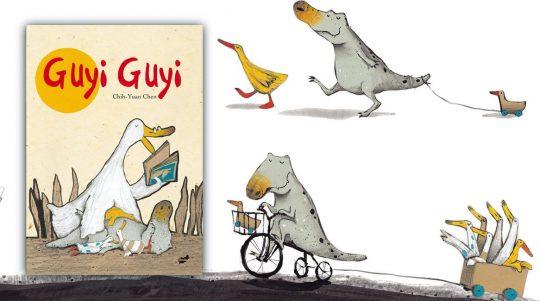 Cuento ilustrado Guyi Guyi