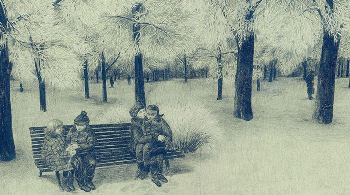 Ilustracion de Joanna Concejo