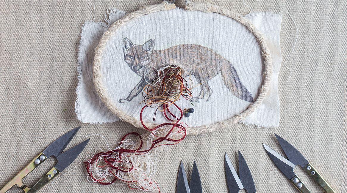 Imagen del interior de la novela ilustrada Bambi