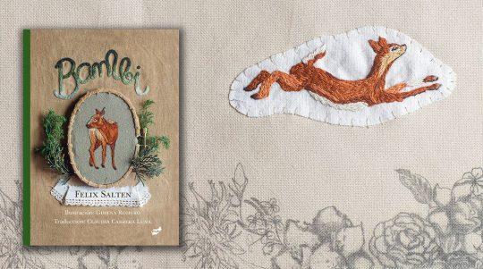 Felix Bambi, libro ilustrado de Salten y Gimena Romero