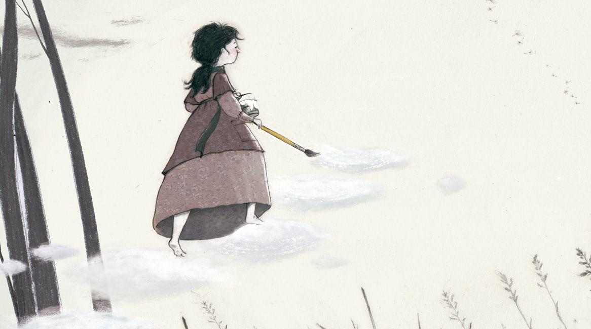 Ilustración del libro Viaje a la alegría