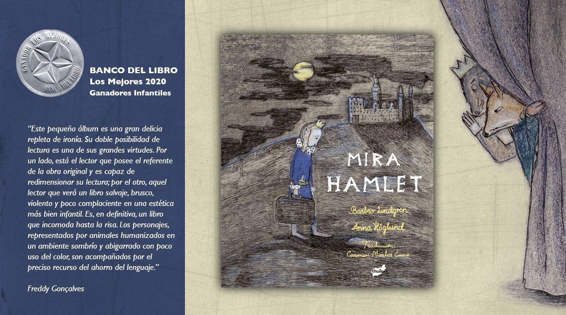 banner Hamlet Banco del Libro