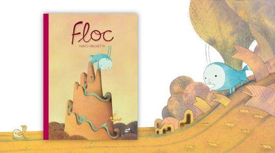 Floc, llibre il·lustrat de Marc Paschetta.